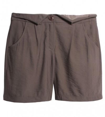 Short Gopah gris Taupe